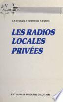 Les radios locales privées