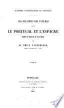 Les relations des Pays-Bas avec le Portugal et l'Espagne, d'après un écrivain du 17e siècle