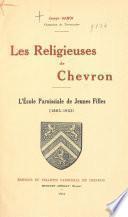 Les religieuses de Chevron