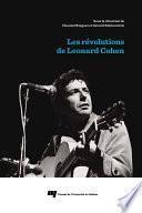 Les révolutions de Leonard Cohen