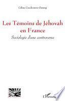 Les Témoins de Jéhovah en France