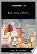 Les terrasses d'Orsol