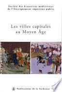 Les villes capitales au Moyen Âge