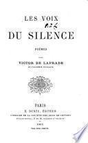 Les voix du silence