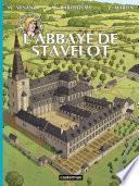 Les voyages de Jhen - L'Abbaye de Stavelot