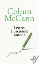 Lettres à un jeune auteur
