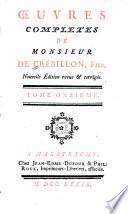 Lettres de la duchesse de ***. au duc de ***