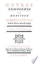 Lettres de la marquise de M ***. au comte de R ***. Le Sylphe, ou songe de Madame de R ***