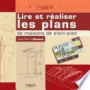Lire et réaliser les plans de maisons de plain-pied