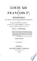 Louis XII et François 1er