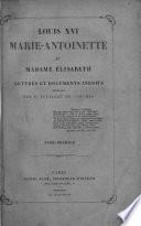 Louis XVI, Marie-Antoinette et Madame Élisabeth