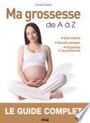 Ma grossesse de A à Z