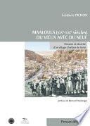 Maaloula (XIXe-XXIe siècles). Du vieux avec du neuf