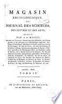 Magasin encyclopédique
