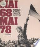 Mai 68, mai 78