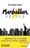 Manhattan people
