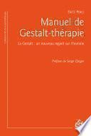 Manuel de Gestalt-thérapie