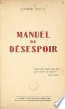 Manuel du désespoir