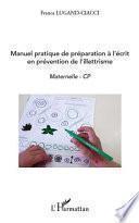 Manuel pratique de préparation à l'écrit en prévention de l'illettrisme
