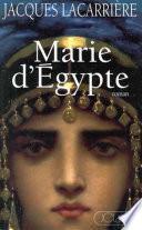 Marie d'Egypte