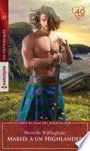Mariée à un Highlander