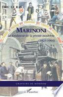 Marinoni