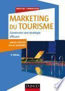 Marketing du tourisme - 4e éd.