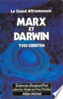 Marx et Darwin le grand affrontement