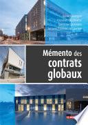Mémento des contrats globaux