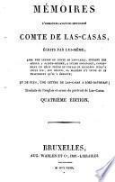 Mémoires d'Emmanuel-Auguste-Dieudonné