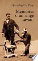 Mémoires d'un singe savant