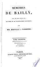 Mémoires de Bailly