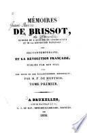 Mémoires de Brissot ...