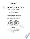 Mémoires de la Société des antiquaires de Normandie
