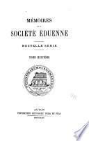 Mémoires de la Société Éduenne