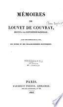 Mémoires de Louvet de Couvray, député à la Convention nationale