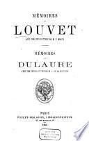 Mémoires de Louvet
