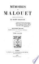 Mémoires de Malouet