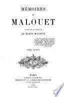 Mémoires de Pierre-Victor Malouet