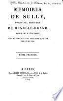 Mémoires de Sully, principal ministre de Henri-le-Grand