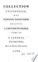Mémoires de Victor Palma Cayet ou chronologie novenaire [...]