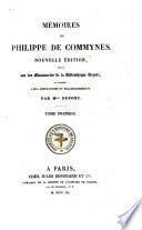 Mémoires. Dupont