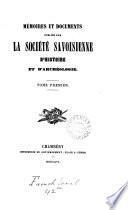 Mémoires et documents