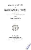 Memoires et lettres de Marguerite de Valois