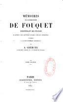 Mémoires sur la vie publique et privée de Fouquet, surintendant de finances