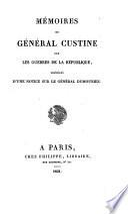 Mémoires ... sur les guerres de la République