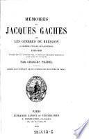 Memoires sur les guerres de religion a Castres et dans le Languedoc 1555-1610. Publies pour la Dremiere fois, d'apres les meilleurs manuscrits, avec notes et variantes, par Charles Pradel