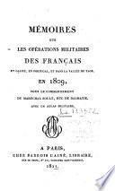 Mémoires sur les opérations militaires des Français