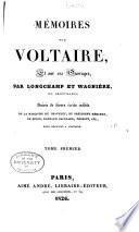 Mémoires sur Voltaire