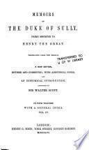 Memoirs of the Duke of Sully